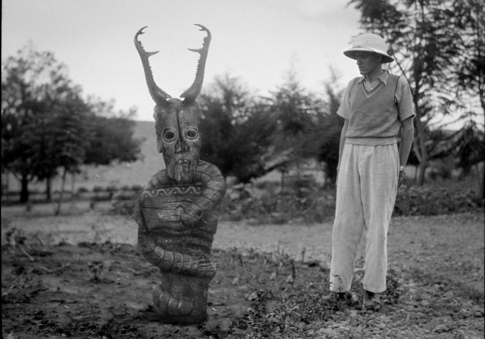 The Anthropologist - Valdevia - Eduardo Valdés-Hevia