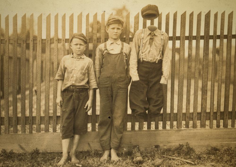Peculiar Children - Valdevia, JVC Parry