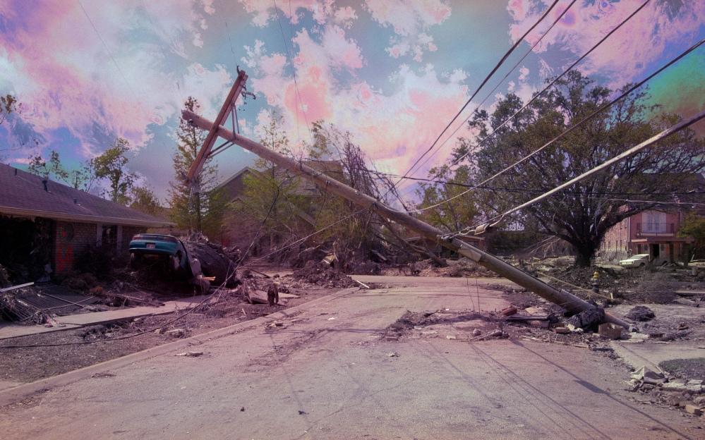 Julia Hurricane (Fractal Incidents) - Valdevia - Eduardo Valdés-Hevia