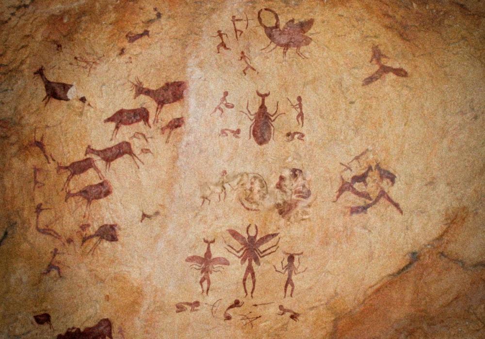 The Cave (Megalomorpha) - Valdevia - Eduardo Valdés-Hevia